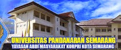Info Pendaftaran Mahasiswa Baru ( UNPAND ) Universitas Pandanaran Semarang