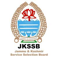 JKSSB Jobs,latest govt jobs,govt jobs,Staff Nurse jobs, Assistant jobs,Steno jobs