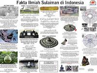 Mengejutkan...Benarkah Nabi Sulaiman Meninggal di Indonesia?