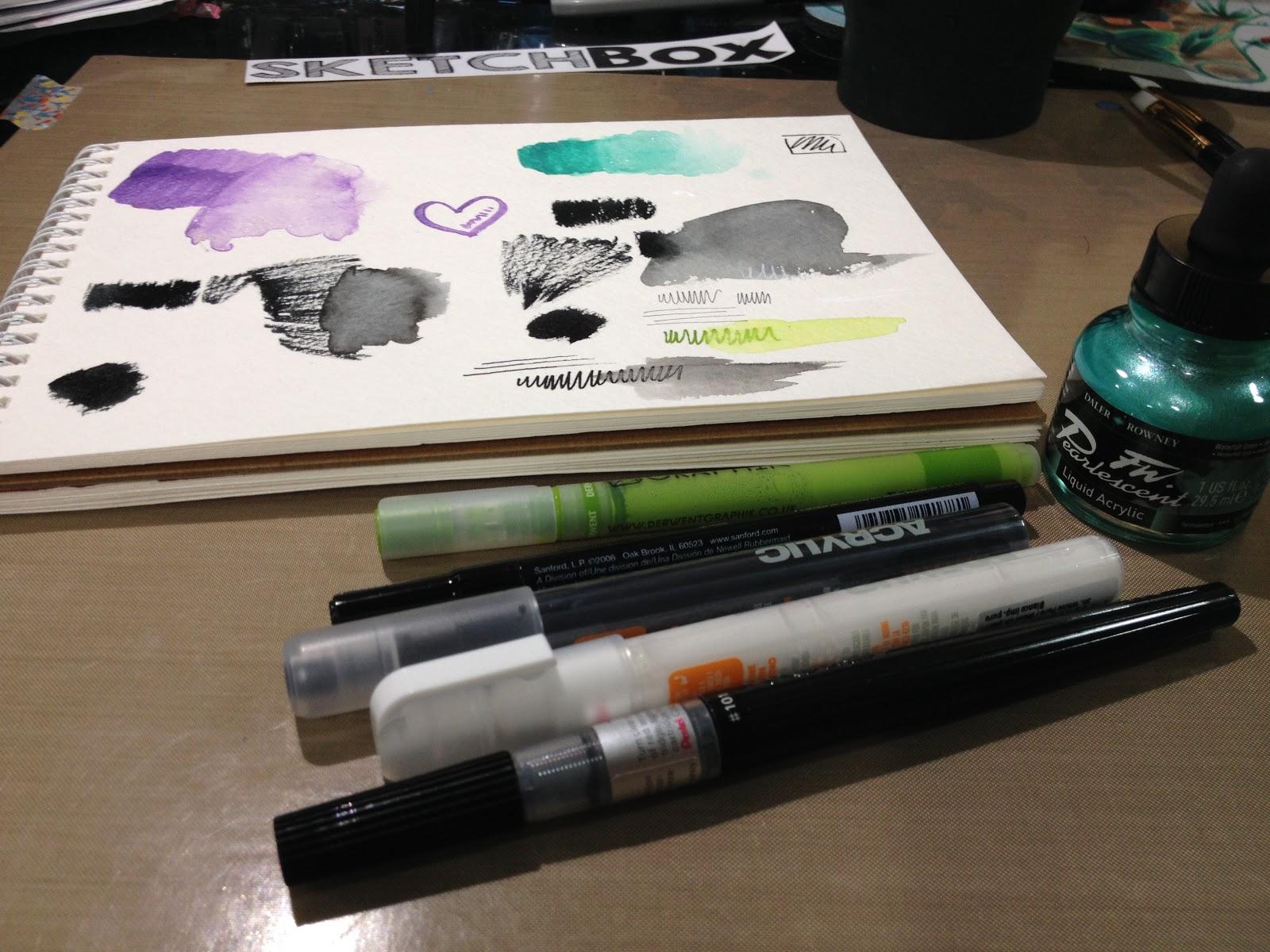 Nattosoup Studio Art And Process Blog SketchBox Premium Vs Basic