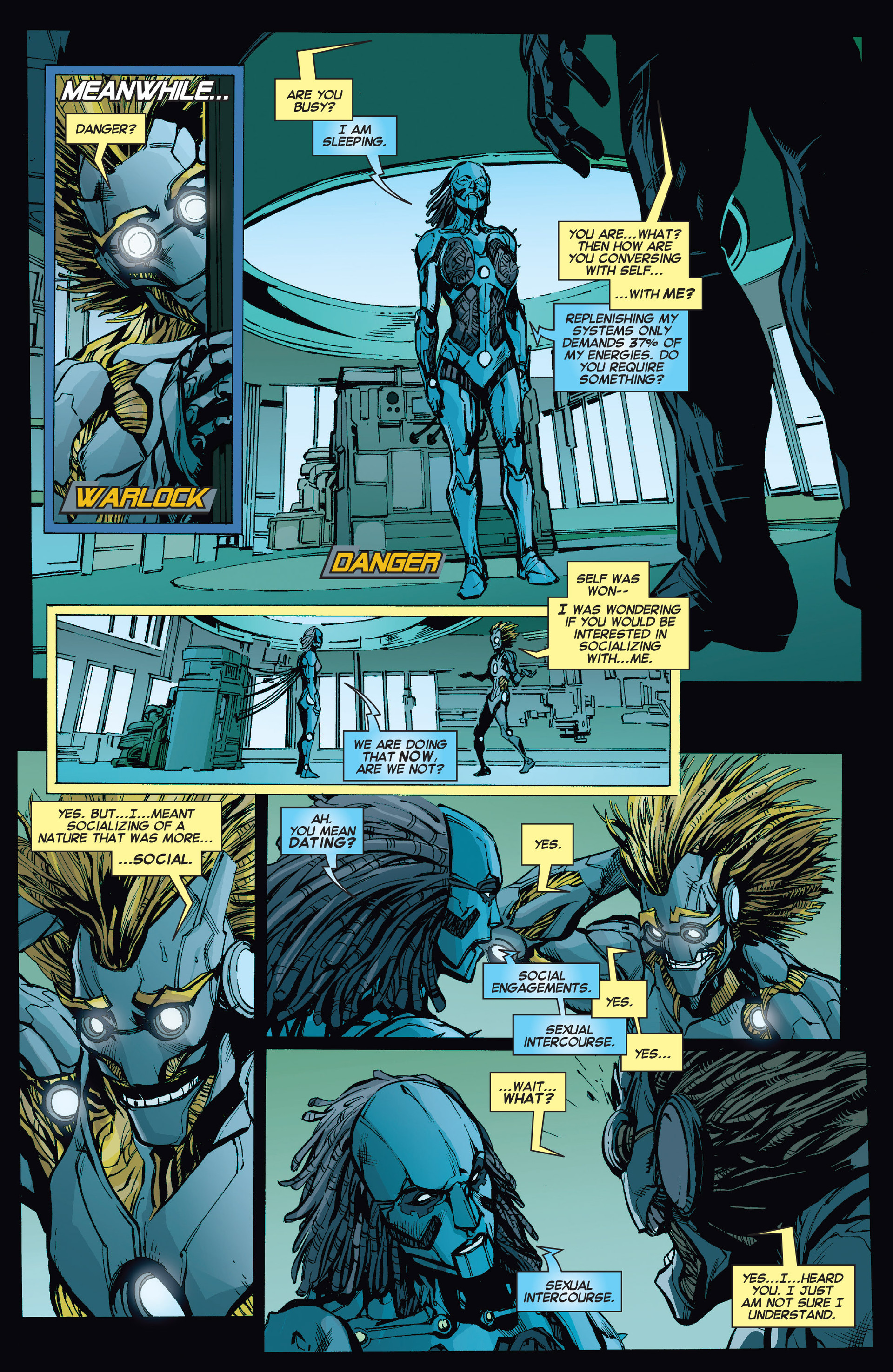 Read online All-New X-Factor comic -  Issue #13 - 7