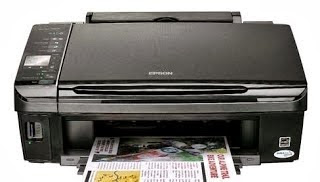 Epson Stylus SX425W Printer Driver Download