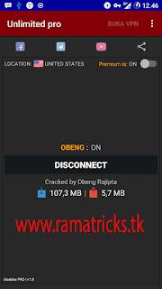 Settingan Terbaru Videomax Telkomsel Menggunakan Anonytun