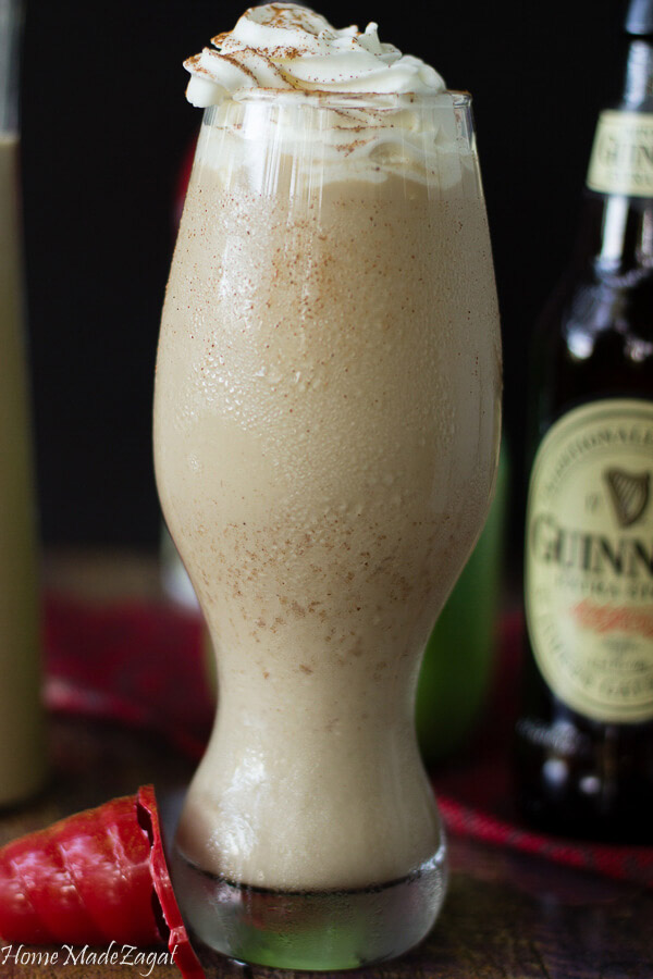 Caribbean Guinness Stout Punch