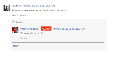 Cara Membuat Komentar Admin Berbeda di Blogspot, membuat ikon komentar admin lain dengan pengunjung, cara menyembunyikan komentar admin di blog, cara menampilkan komentar admin di blog, komentar admin keren di blog, widget komentar terbaru
