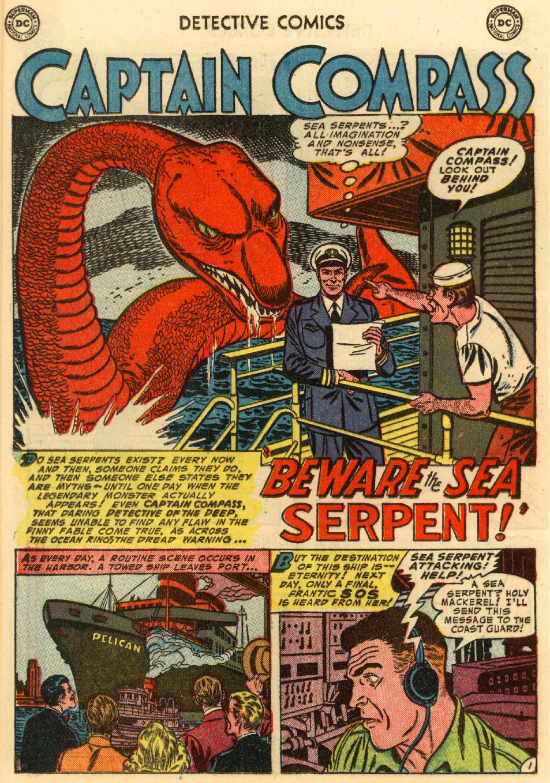 Read online Detective Comics (1937) comic -  Issue #207 - 20