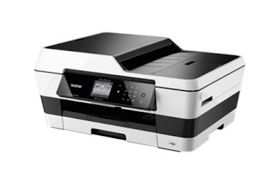 Brother MFC-J6520DW Printer Driver Download For Mac