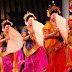 THE GRACEFUL PAKARENA DANCE FROM MAKASSAR