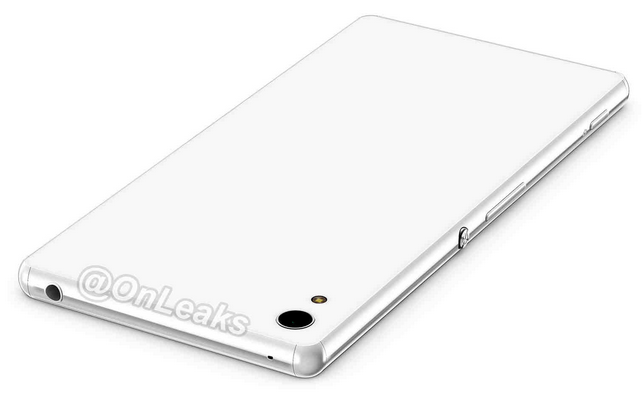 Sony Xperia Z4 Specs and Design, Leaked! Has a Mysterious