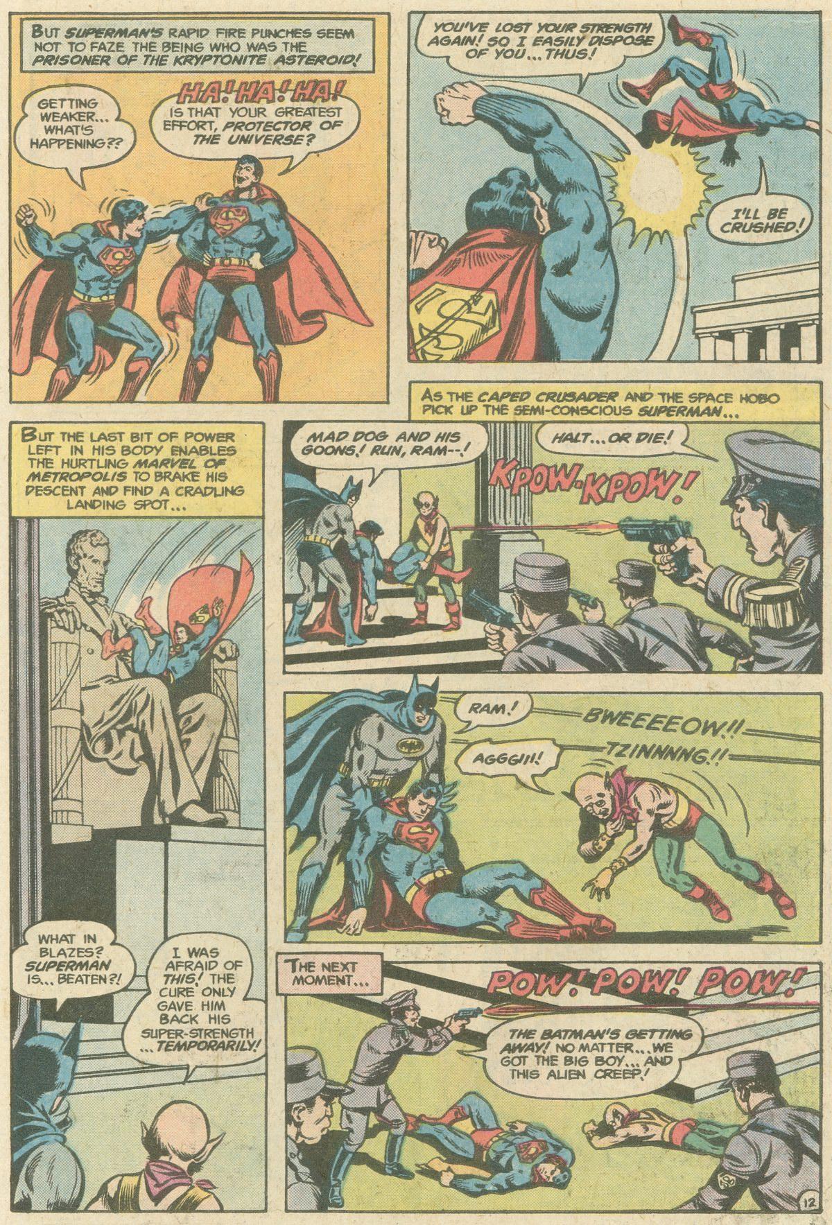 Read online World's Finest Comics comic -  Issue #247 - 15