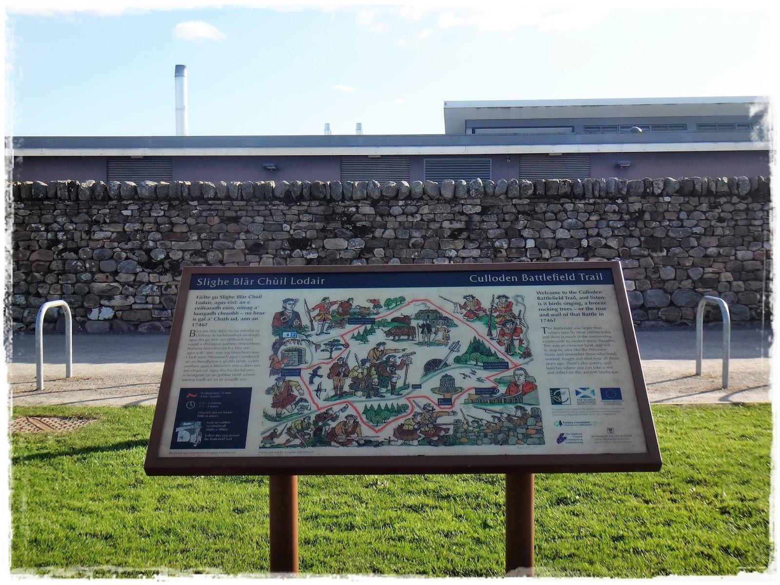 Culloden Battlefield Trail