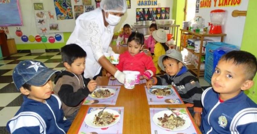 QALI WARMA: Desayunos del programa social mejoran el aprendizaje y atención de escolares de la I. E. N° 1541 Julio Rocca Illini de Áncash - www.qaliwarma.gob.pe