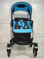 2 Pliko BS528 Alpina Baby Stroller