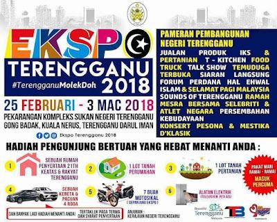 Ekspo Terengganu 2018