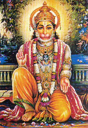 Why Is Hanuman Known as Bajrang Bali?