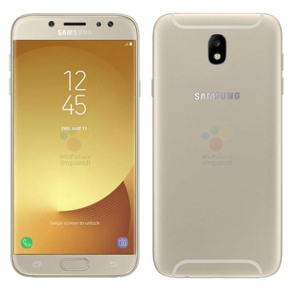 Samsung Galaxy J7 2017 SM J730 Press Images Specs