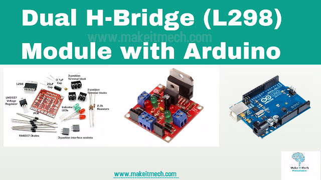 arduino tutorials Dual h bridge with arduino
