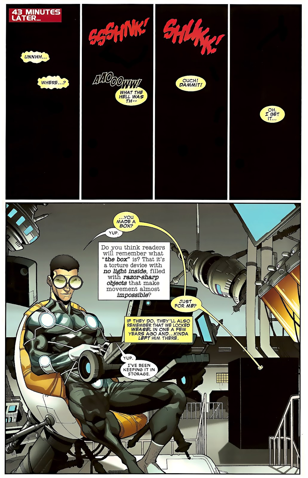 Read online Deadpool (2008) comic -  Issue #23 - 15