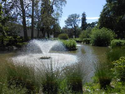 inner peace, spiritual stillness, garden, spiritual awakening, nature, fountain