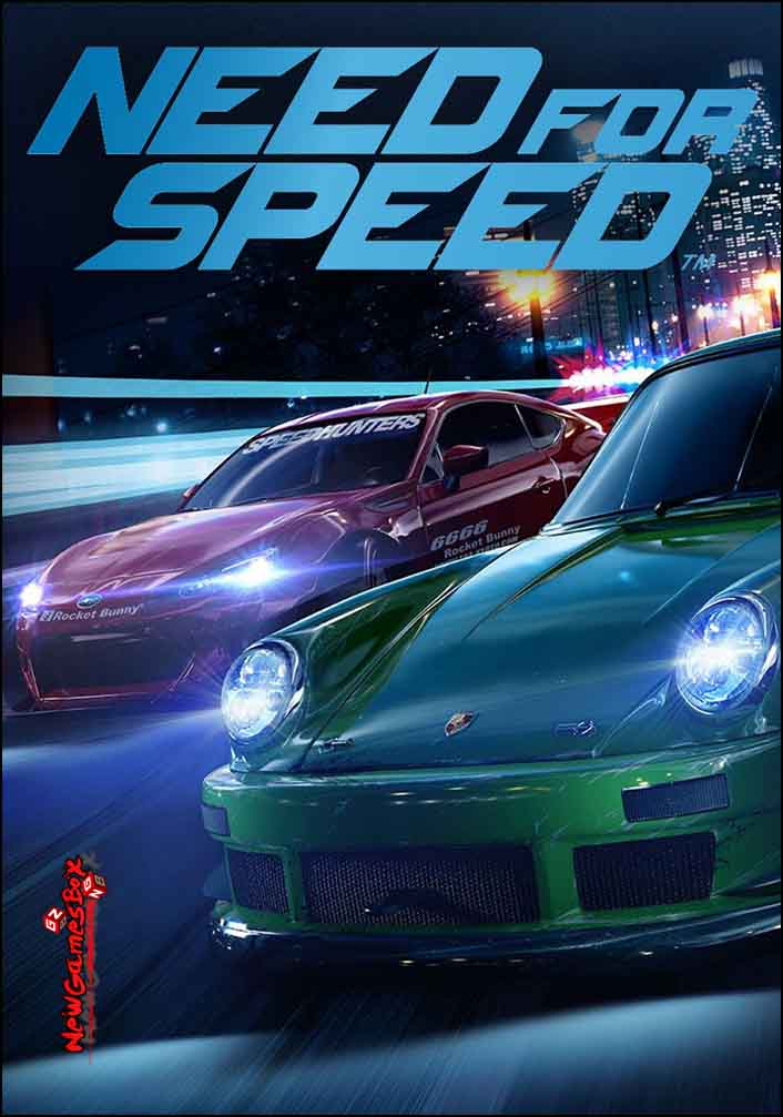 Need For Speed 2016 Pc Game Free Download