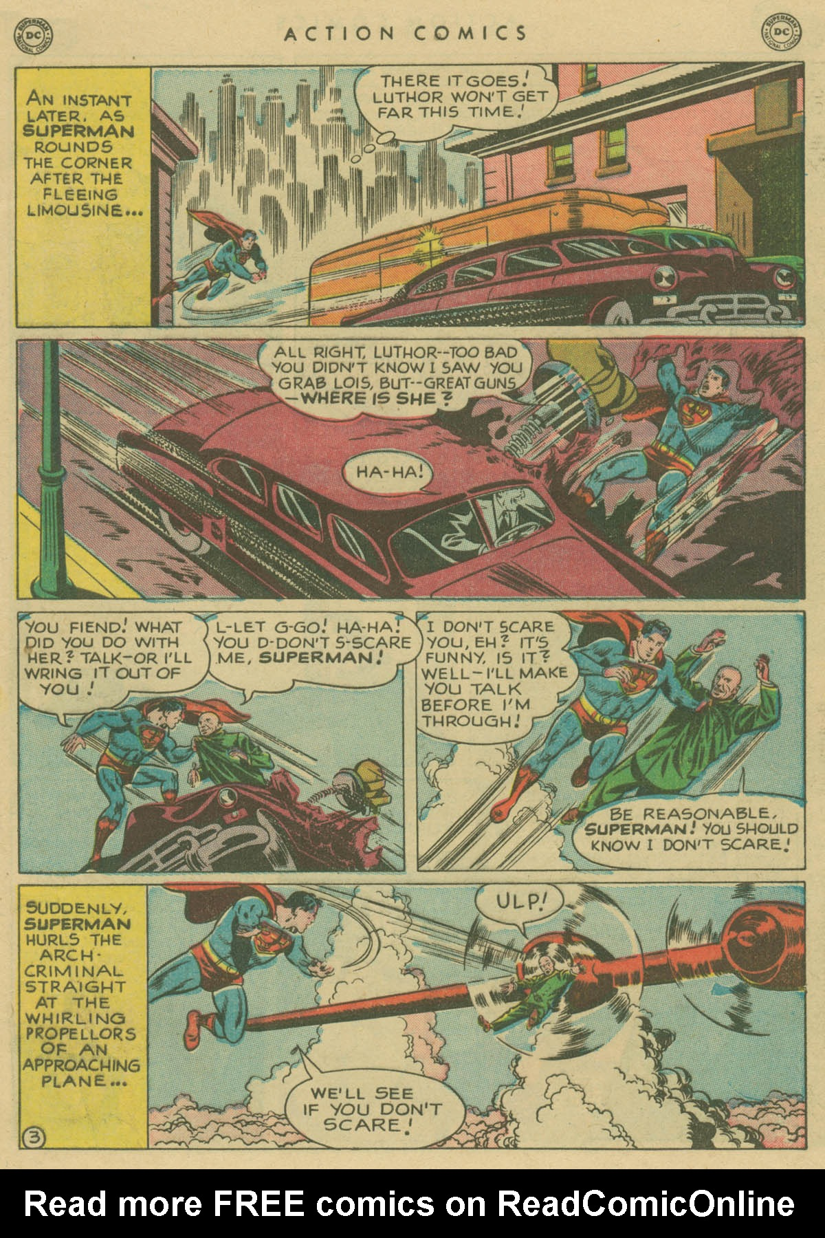 Read online Action Comics (1938) comic -  Issue #141 - 4