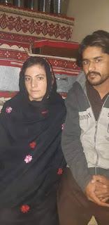 Khush Bakht ki bad bakhti - Missing #Gilgit-Baltistan nurse marries lover in Multan