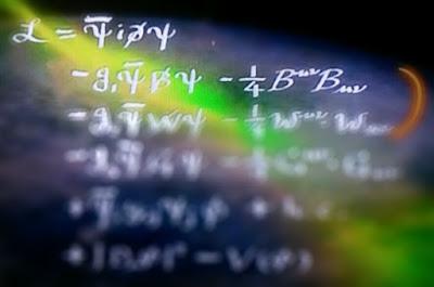 Ecuacion del Modelo Estandar de Particulas