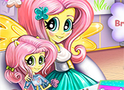 MLPEG Baby Lessons con Fluttershy juego