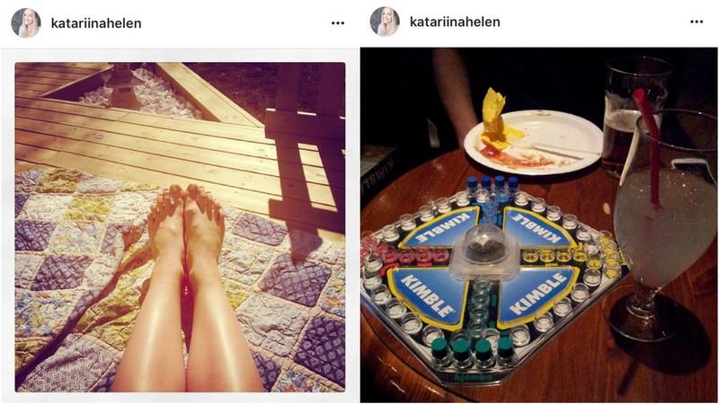Instagram kuvia
