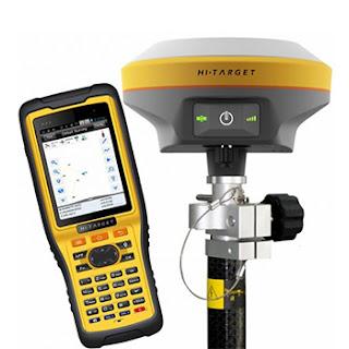 JUAL GPS GEODETIK HI TARGET V60 GNSS RTK