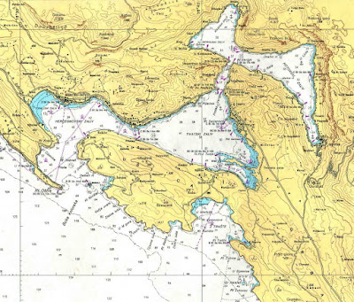 Sidrišta u Bokokotorskom zalivu