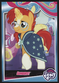 MLP Sunburst Series 4 Trading Card