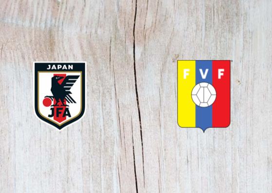 Japan vs Venezuela - Highlights 16 November 2018