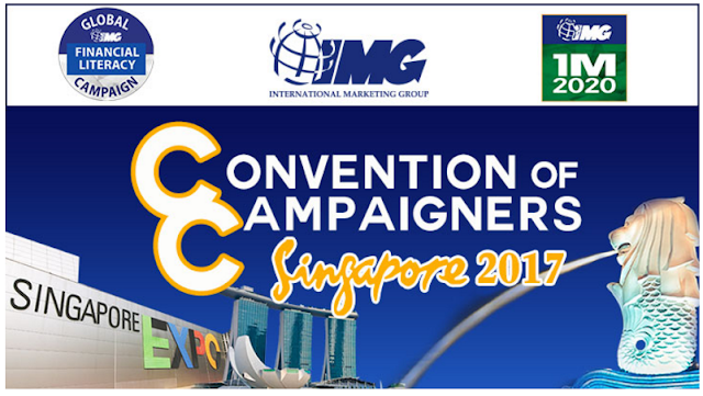 IMG Convention of Campaigners 2017