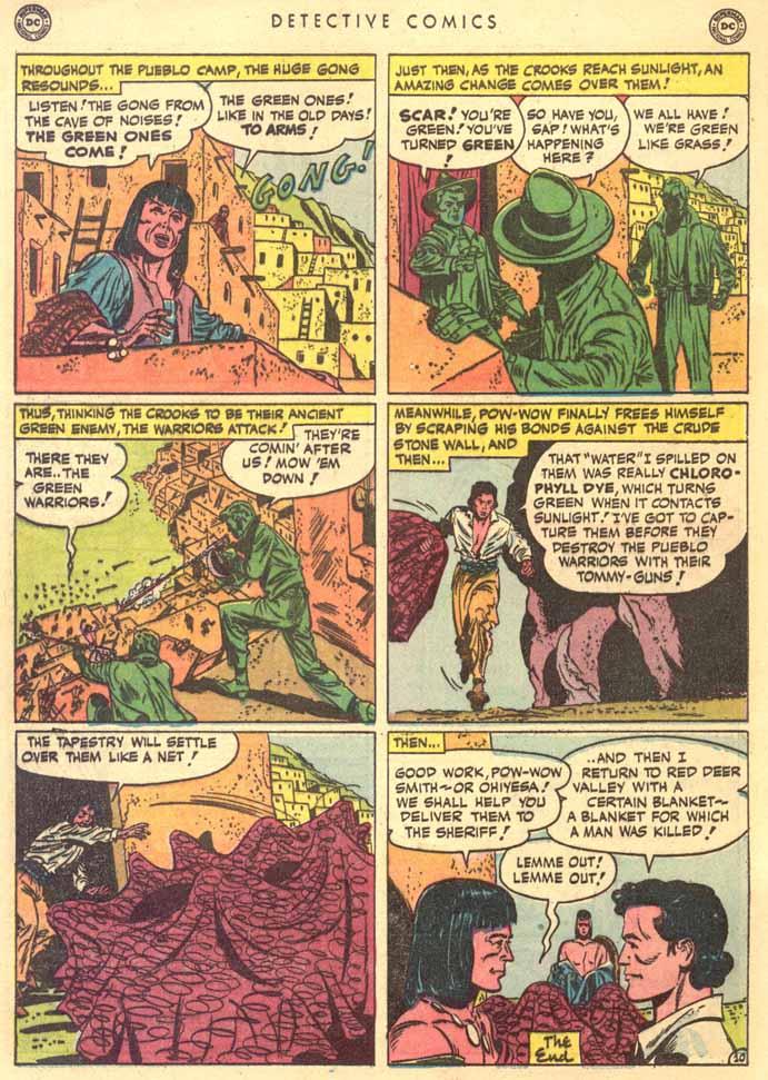 Read online Detective Comics (1937) comic -  Issue #159 - 48