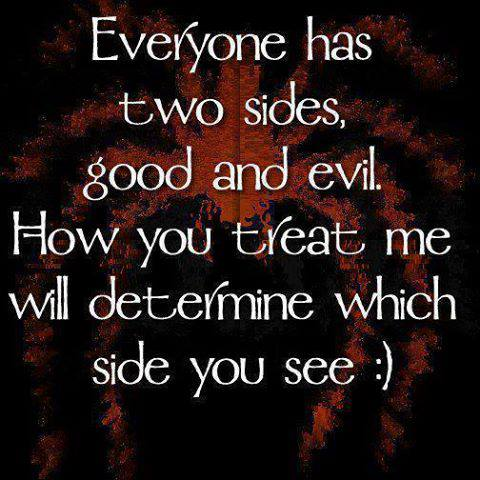 Good Vs Evil Quotes. QuotesGram