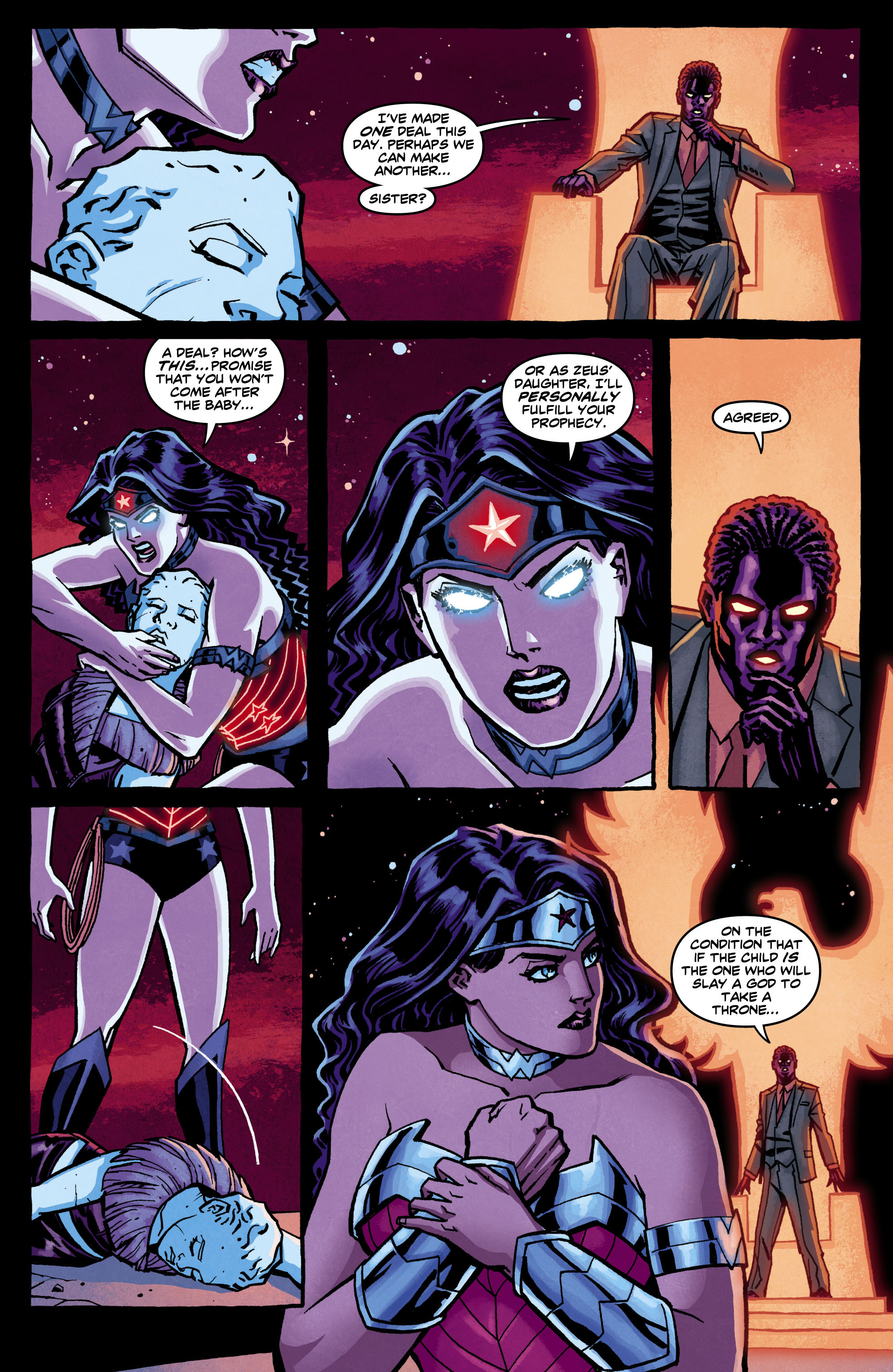 Read online Wonder Woman (2011) comic -  Issue #12 - 16