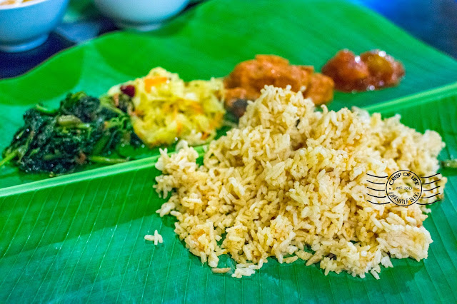Passions of Kerala Indian Food New World Park Banana Leaf Penang