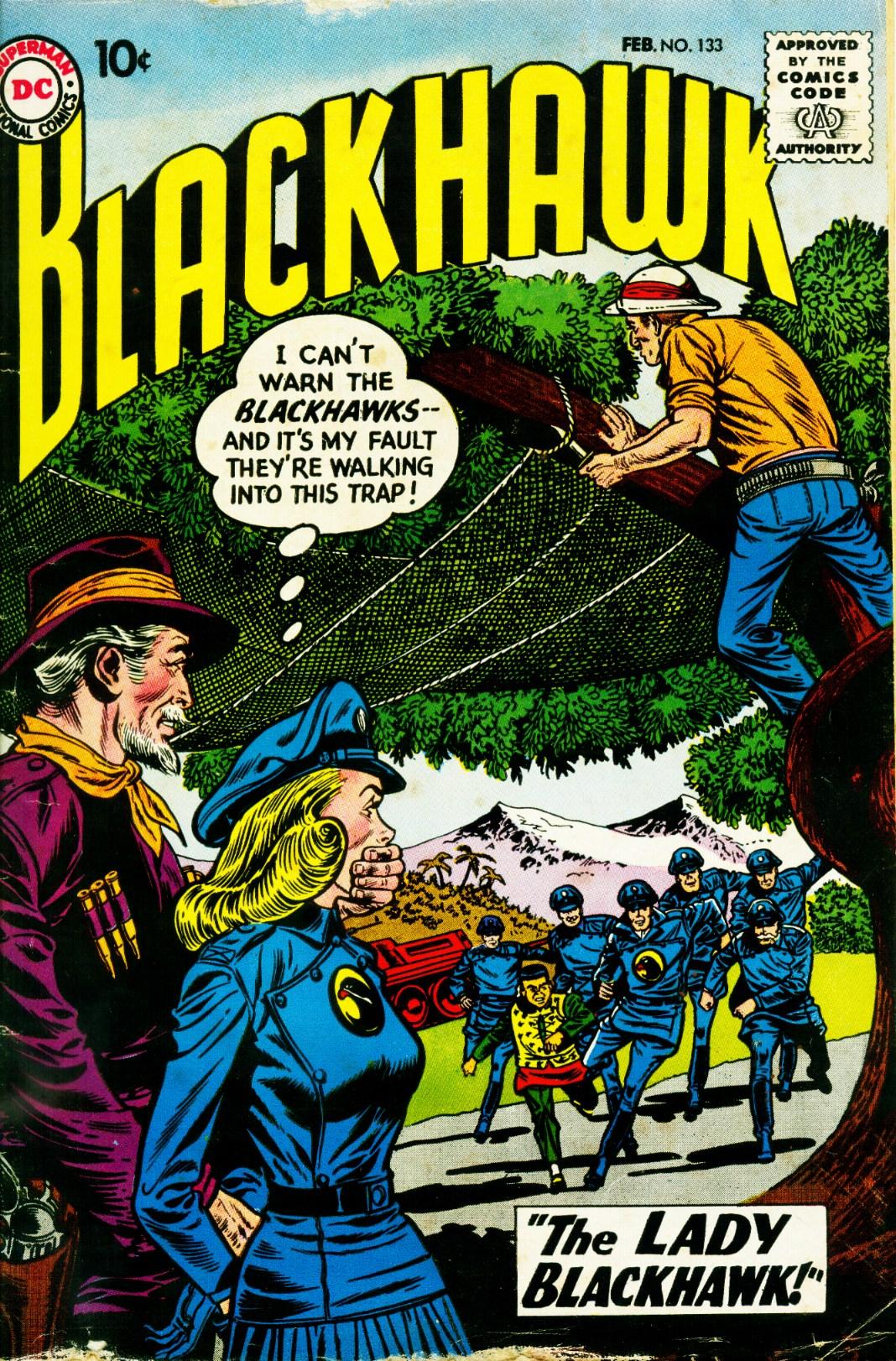 Blackhawk (1957) 133 Page 1