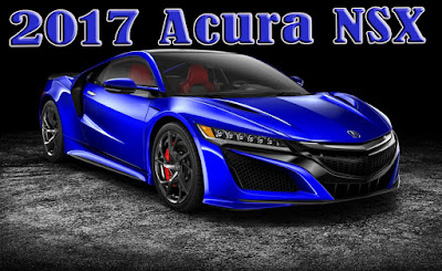 top car reviews : The 2017 Acura NSX Best Equipped for the Supercar Hustle