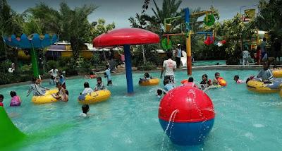 Megati WaterPark (Cikarang Utara)