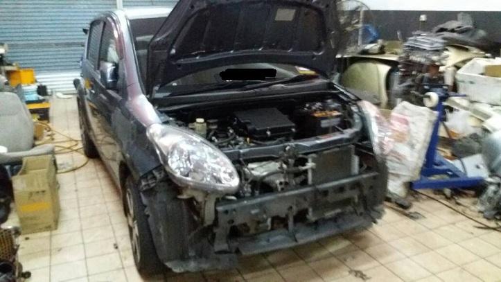 Kereta auto untuk bini yang cantik