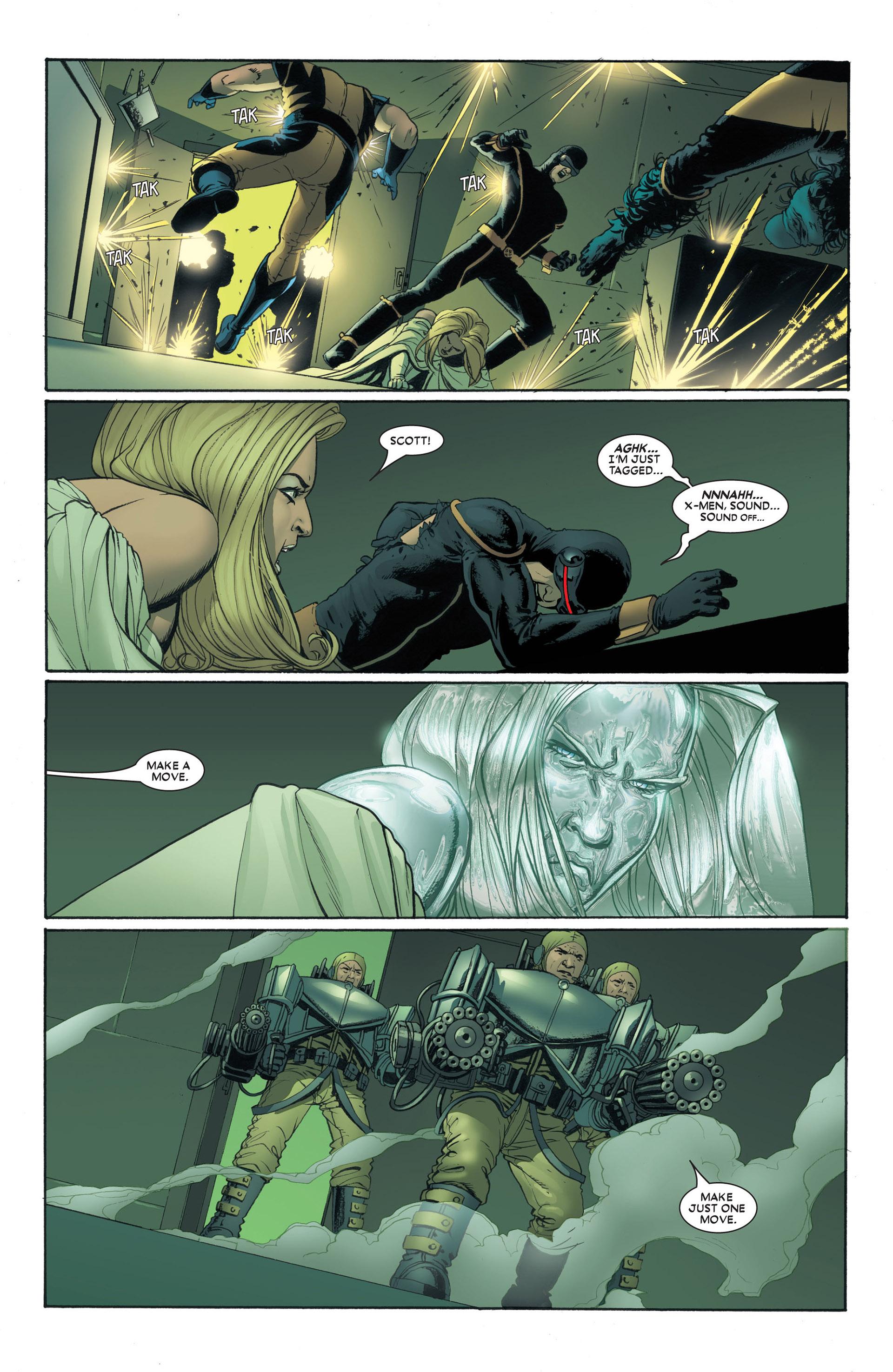 Read online Astonishing X-Men (2004) comic -  Issue #4 - 17