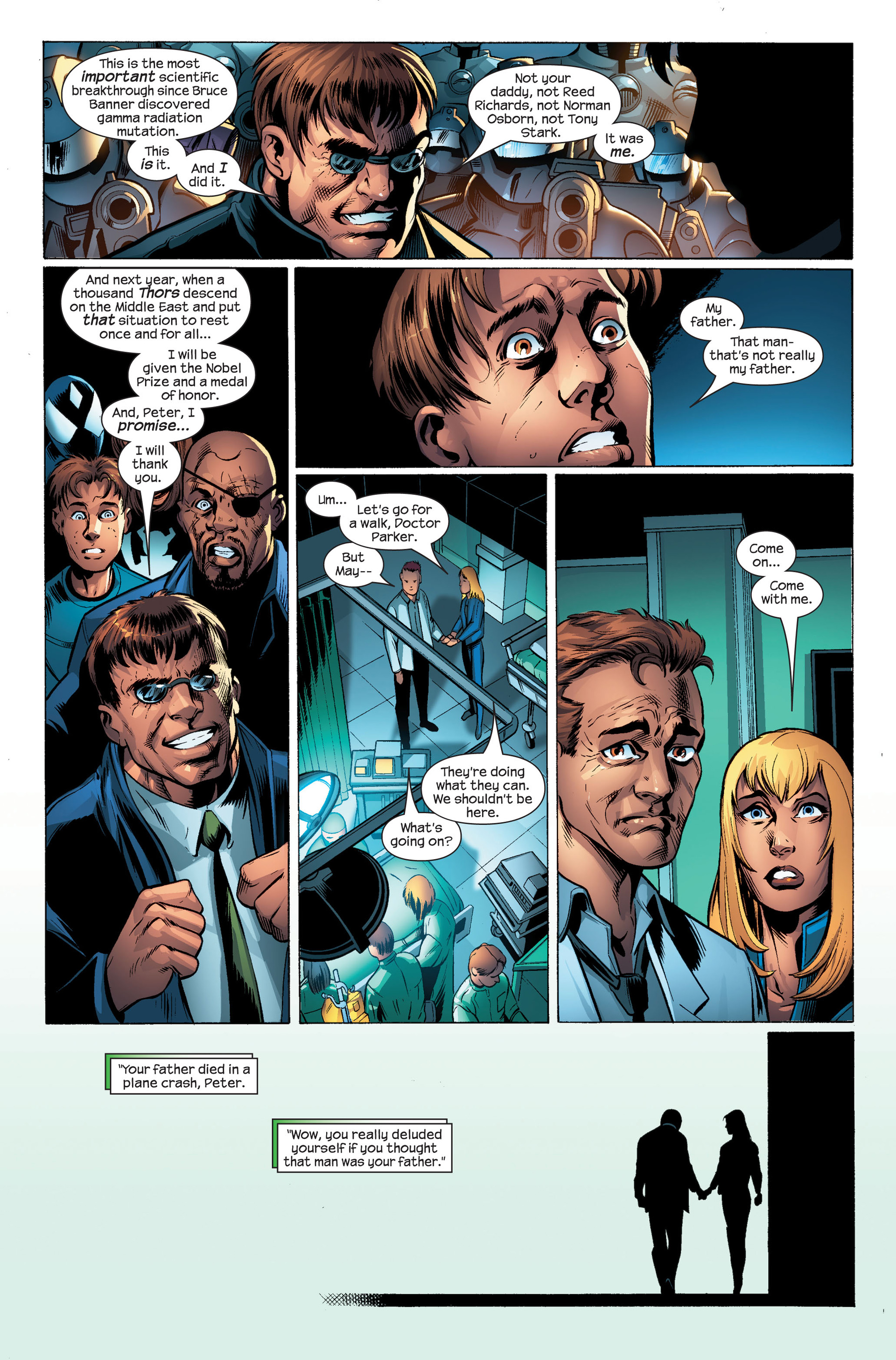 Read online Ultimate Spider-Man (2000) comic -  Issue #103 - 15