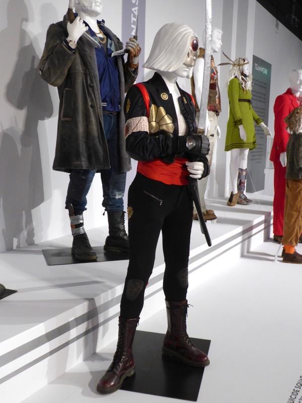Katana Suicide Squad film costume