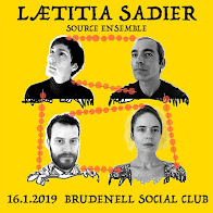 Lætitia Sadier Source Ensemble - Leeds