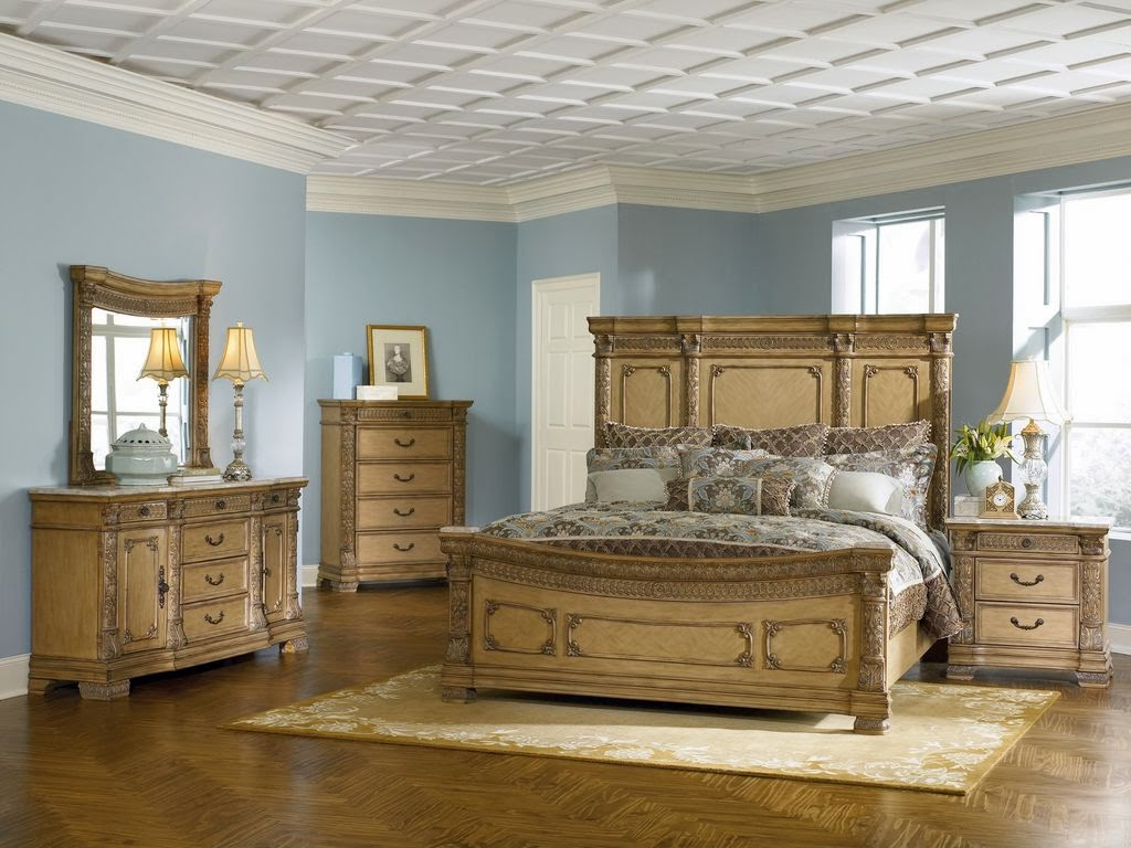 Bedroom Glamor Ideas: Country style Bedroom Glamor Ideas.