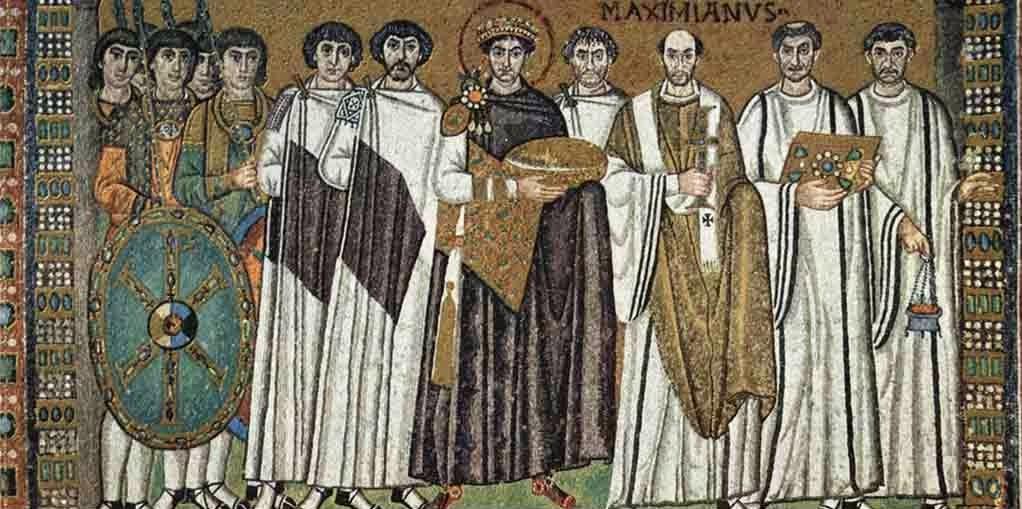 Justiniano y el Derecho romano