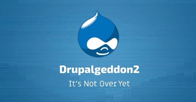 Oltre 115.000 siti di Drupal ancora vulnerabili a Drupalgeddon2 exploit