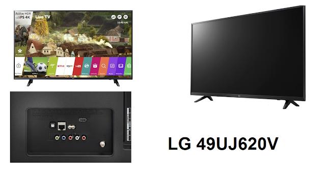 LG 49UJ620V review